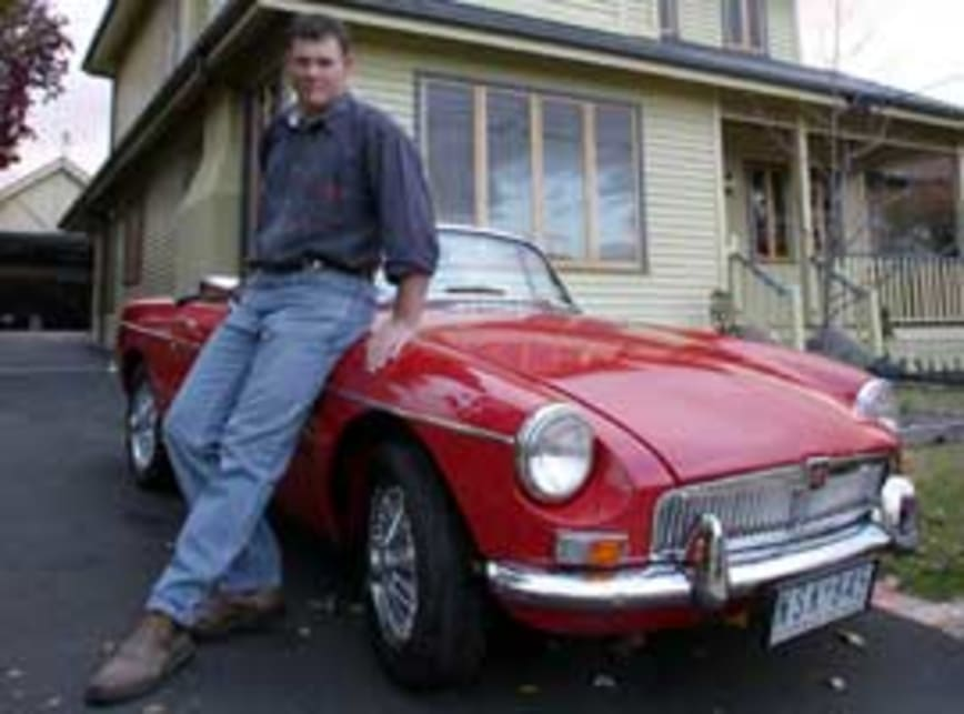 used mg mgb review 1963 1970 carsguide