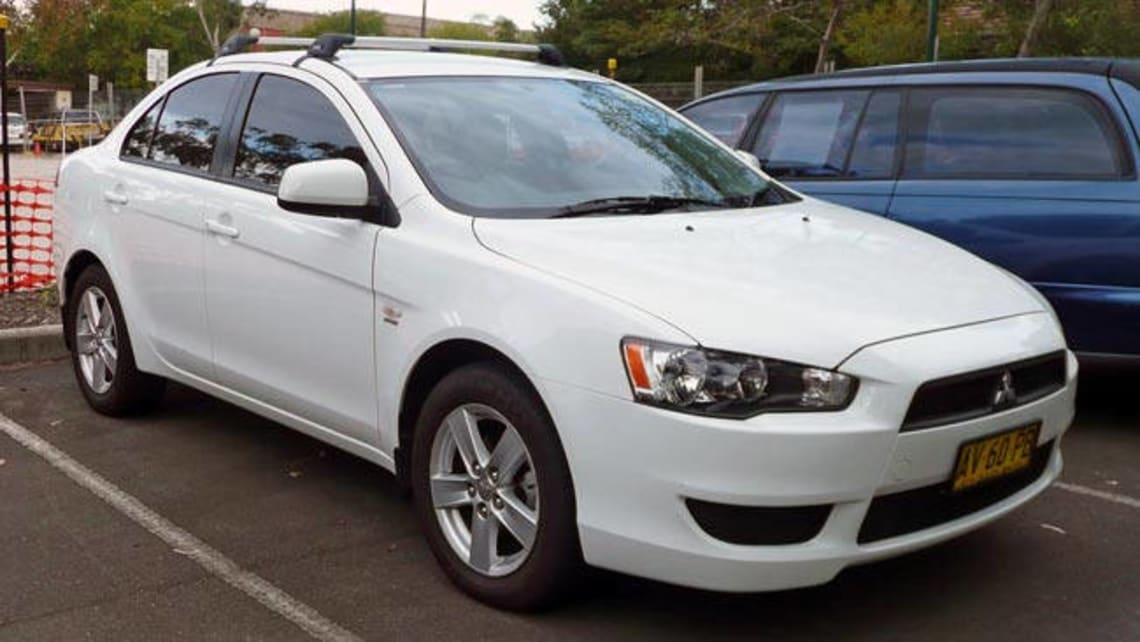 Used Mitsubishi Lancer review: 2007-2010 | CarsGuide