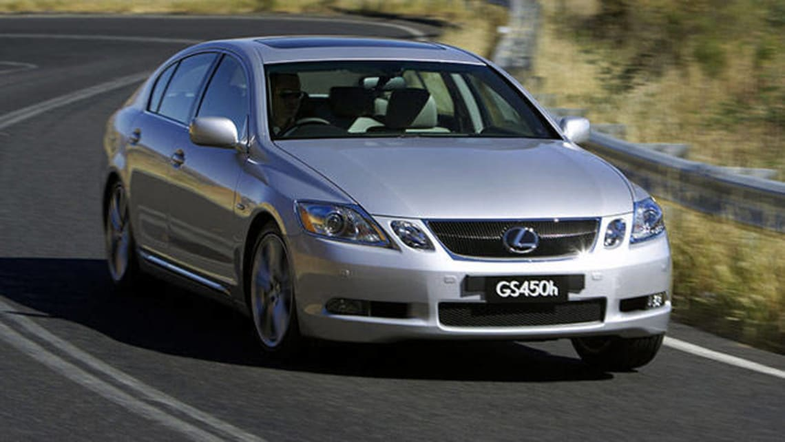 Used Lexus Gs Review 1997 2013 Carsguide