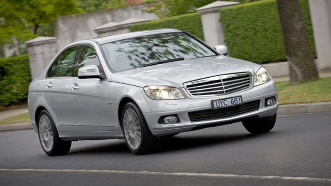 Used mercedes benz c class review 2001 2012 carsguide for Mercedes benz c class review