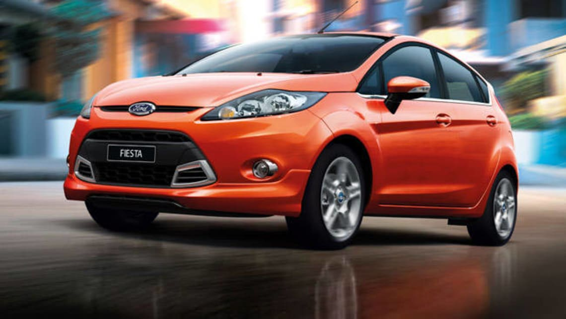 Used Ford Fiesta Review