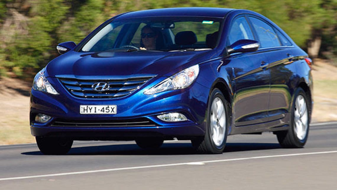 Used Hyundai I45 Review: 2010 2012