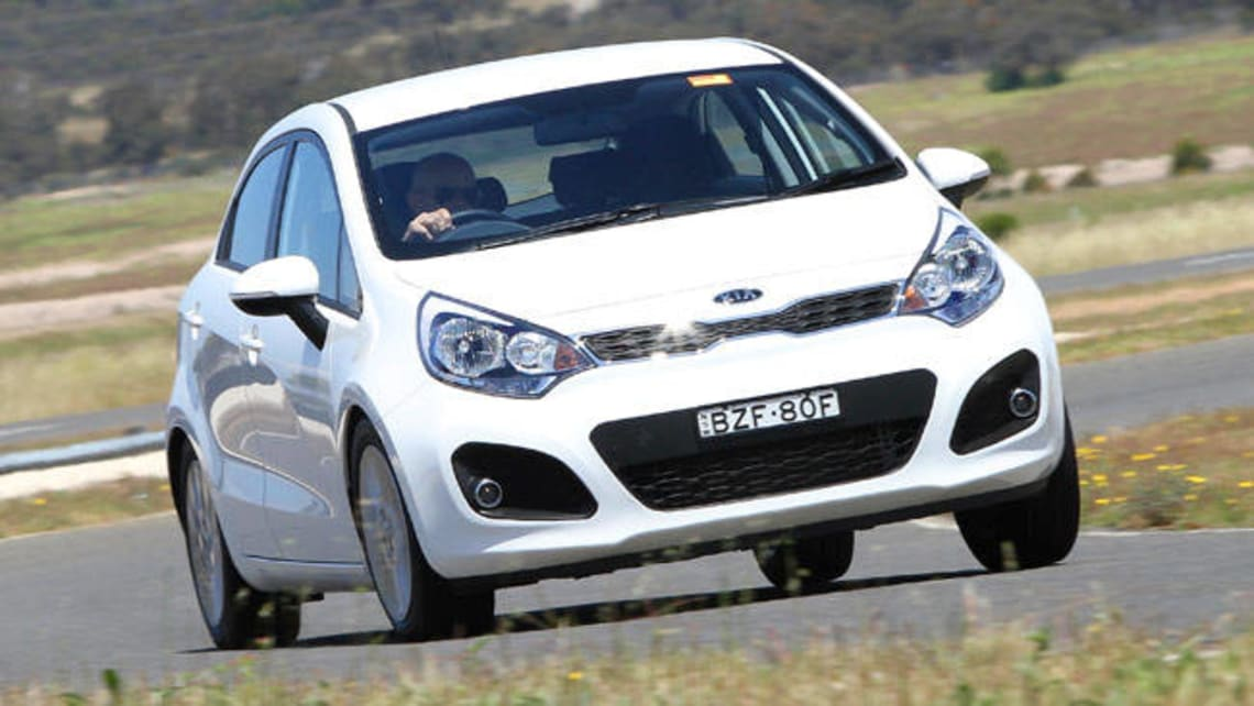 Used Kia Rio Review: 2011 2013