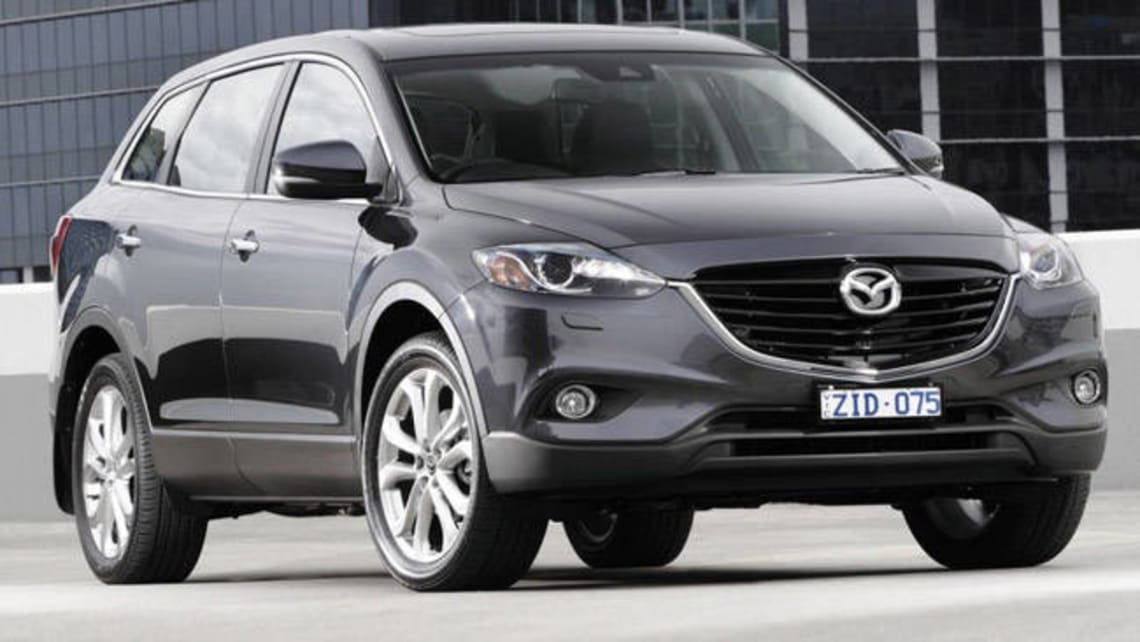 Amazing Mazda CX 9 2013 Review