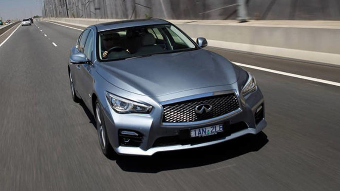 Infiniti Q50 2014 review road test  CarsGuide