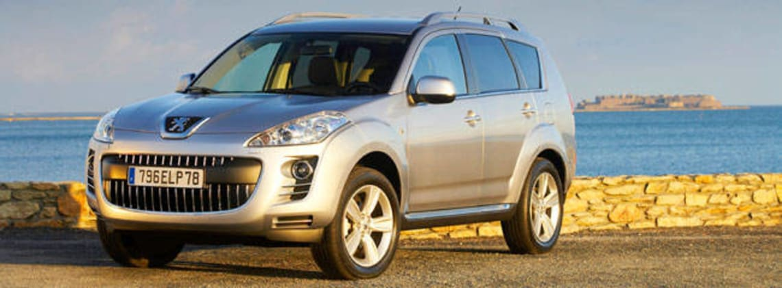 peugeot 4007 sv 2010 review | carsguide