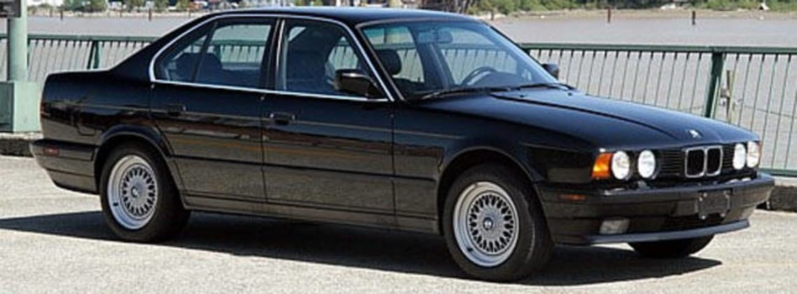 Used BMW 535i review: 1988-1993 | CarsGuide
