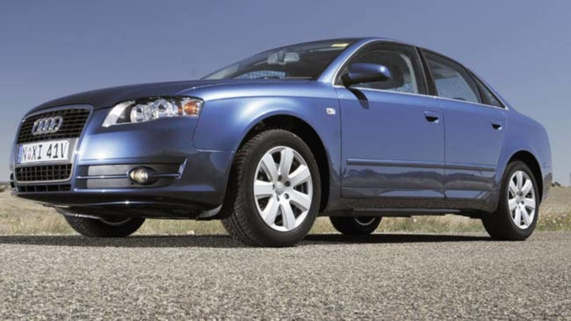 Used Audi A4 Review 2005 2006 Carsguide