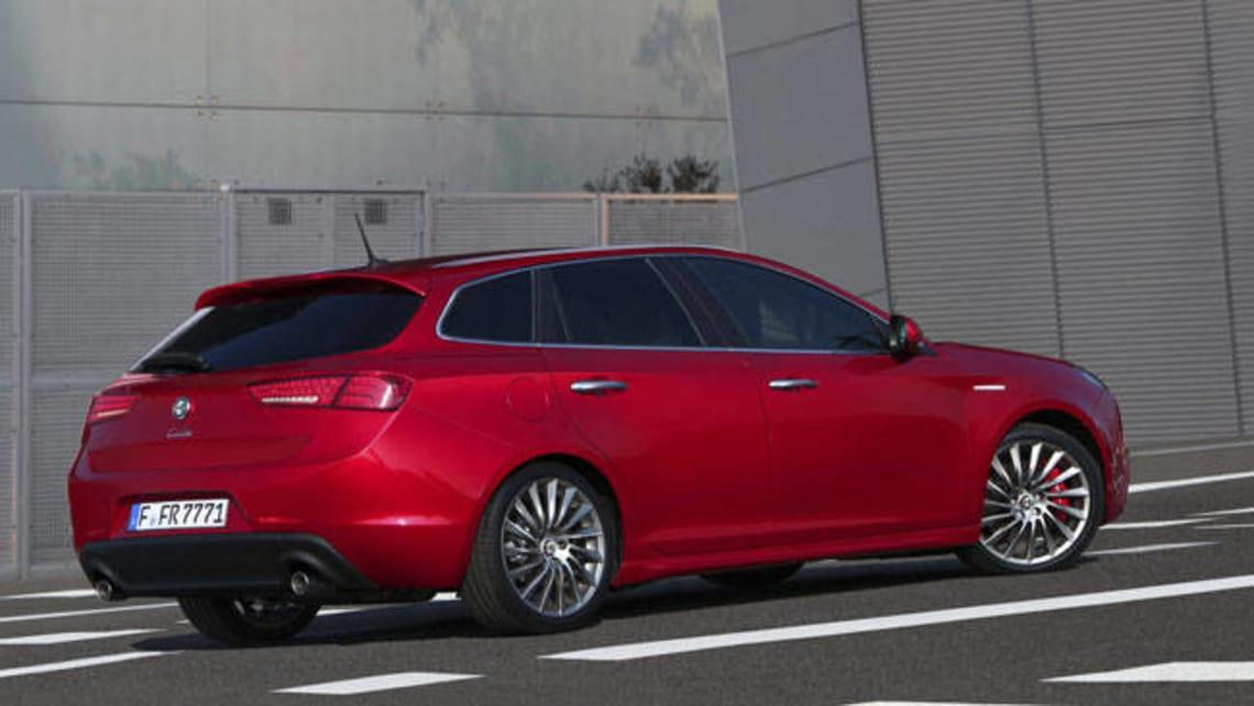 Alfa Romeo Giulia Spy Shot Rendering Car News Carsguide