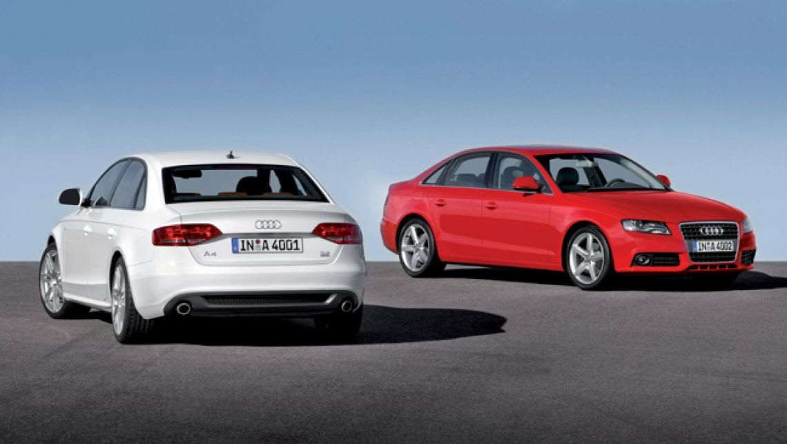 Used Audi A4 review: 2008-2009 | CarsGuide