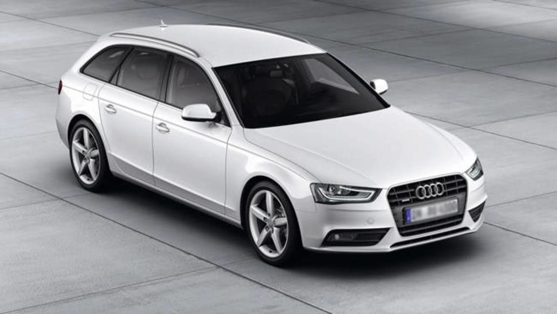 Audi A4 2.0 TDI 2012 review