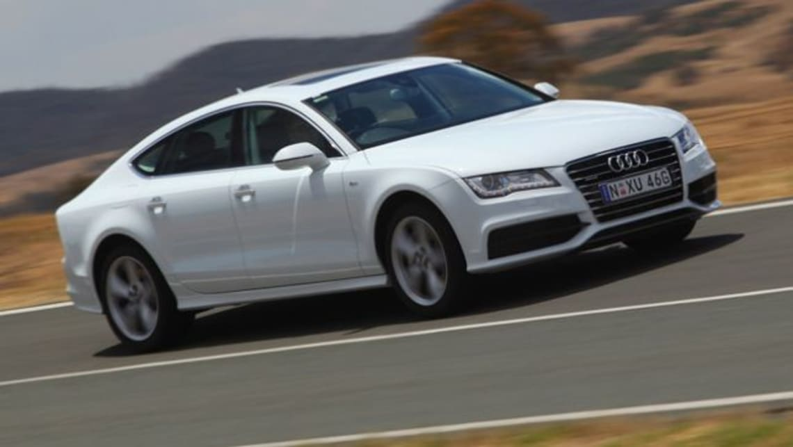 Audi A Review CarsGuide - Audi a7 review