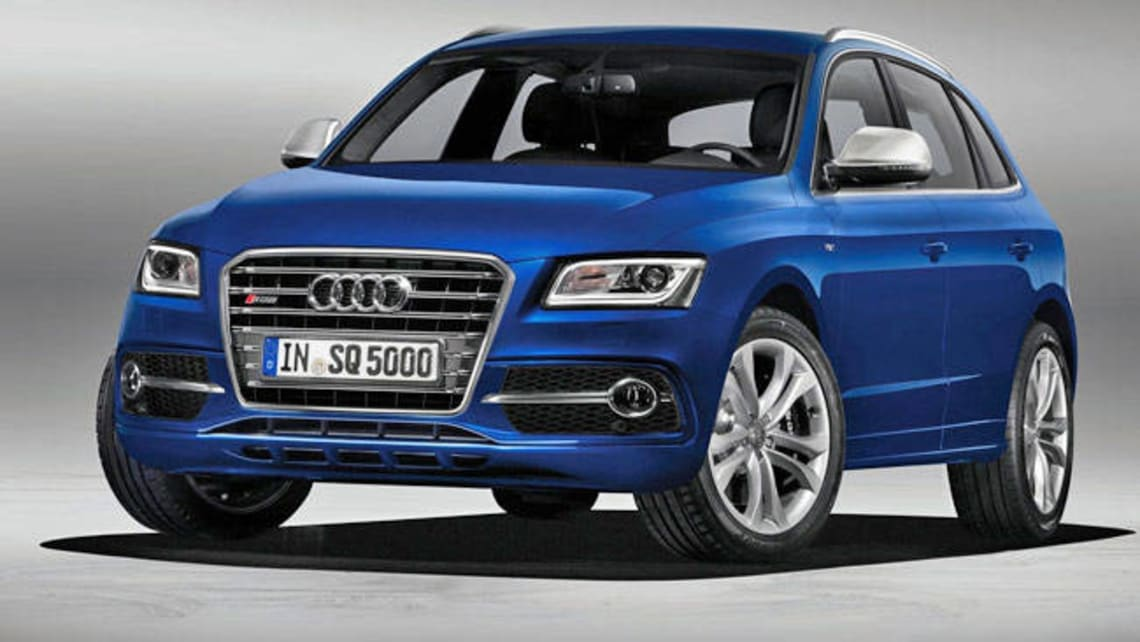 Audi SQ Review First Drive CarsGuide - Audi sq5 review