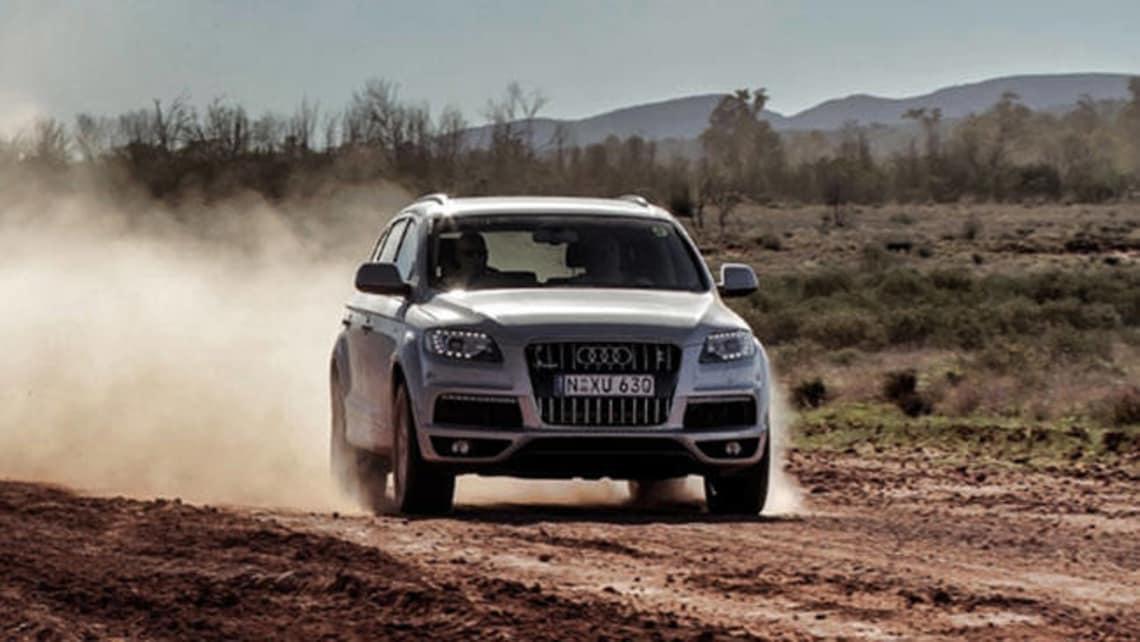 New Car Sales Price Audi Q Car News CarsGuide - Audi q7 car sales
