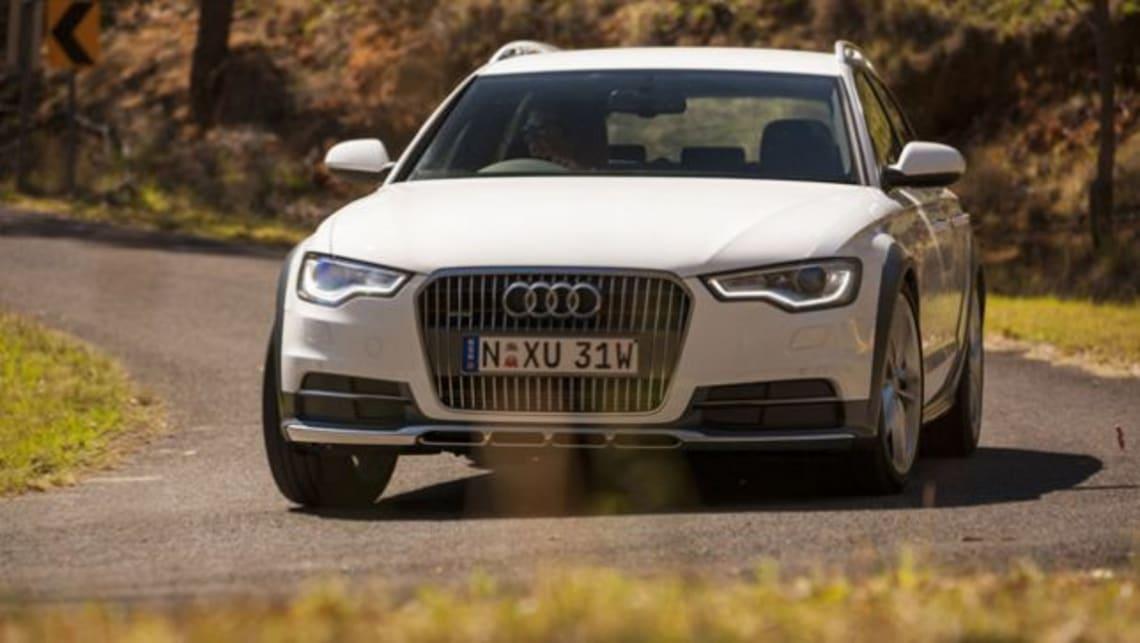Audi A6 Allroad Quattro 2013 Review Carsguide