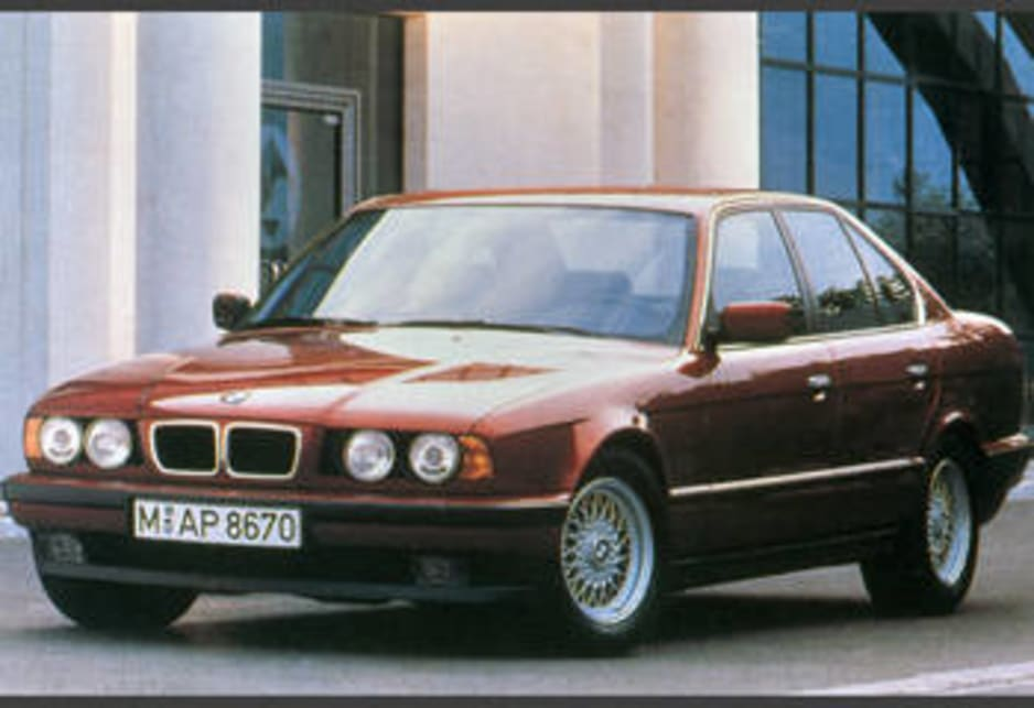 used bmw 520i review 1988 1996 carsguide. Black Bedroom Furniture Sets. Home Design Ideas