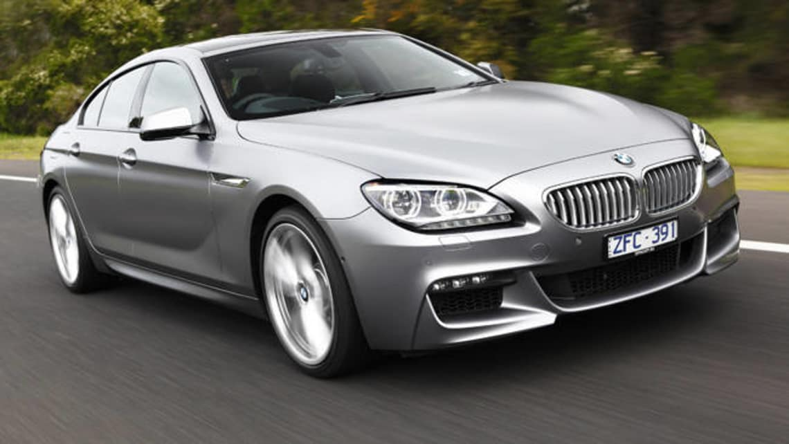 2013 bmw 640i gran coupe common problems