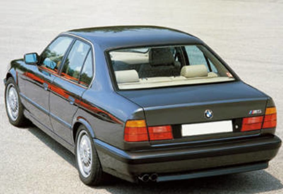 Used BMW M Review CarsGuide - 1990 bmw m5