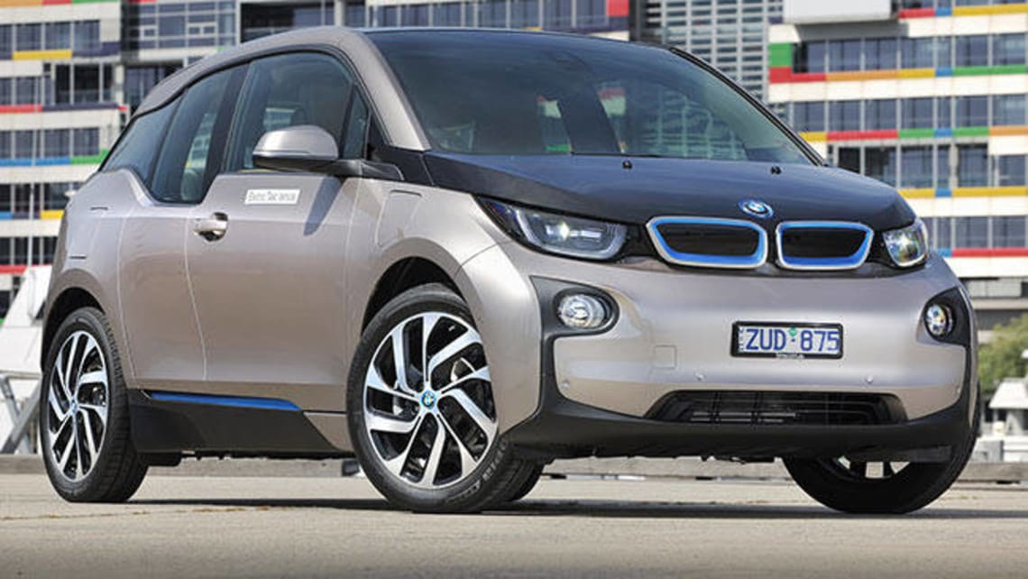 Bmw I3 Electric Car On Sale In Australia Car News Carsguide