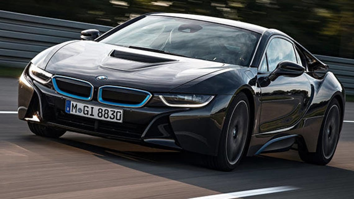 Amazing BMW Electric I8 Sports Car A Trailblazer