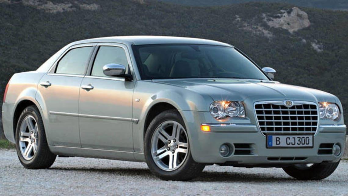 Chrysler 300 reviews 2007