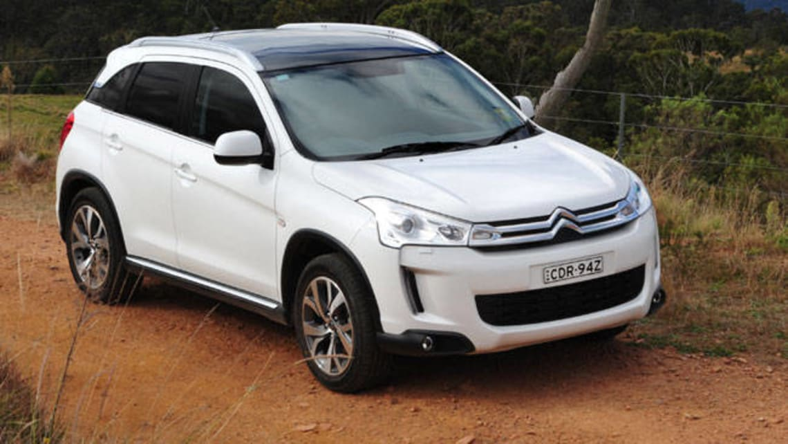 citroen c4 aircross 2012 review carsguide. Black Bedroom Furniture Sets. Home Design Ideas