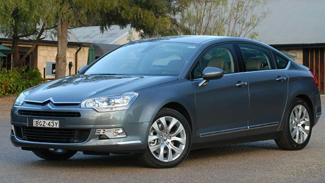 used citroen c5 review 2008 2010 carsguide. Black Bedroom Furniture Sets. Home Design Ideas