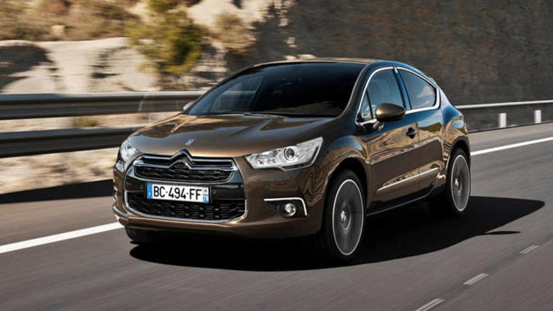 2012 Citroen Ds4 Goes On Sale Car News Carsguide