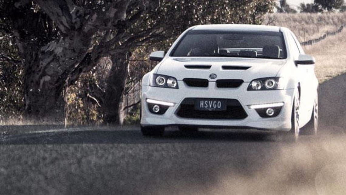 HSV Clubsport auto 2013 review