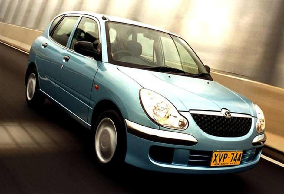 Used Daihatsu Sirion review: 1998-2005 | CarsGuide