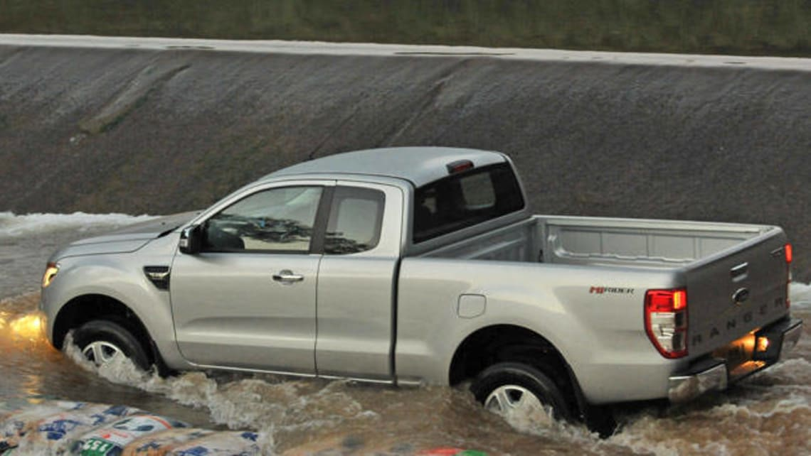 Ford Ranger 2011 review