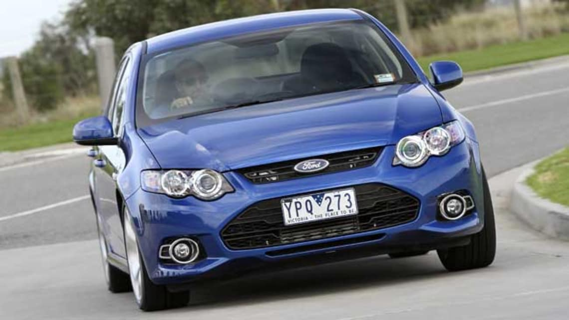 Ford Falcon XR6 Turbo 2012 Review | CarsGuide