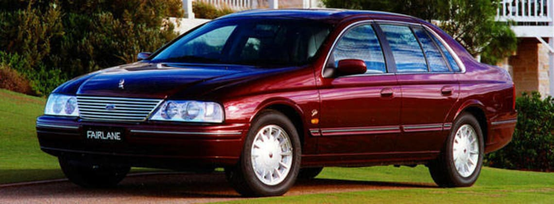 Used Ford Fairlane review: 1999-2003