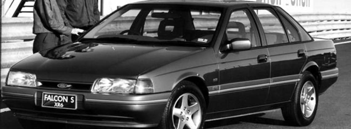 Used Ford Falcon Review 1992 1993 Carsguide