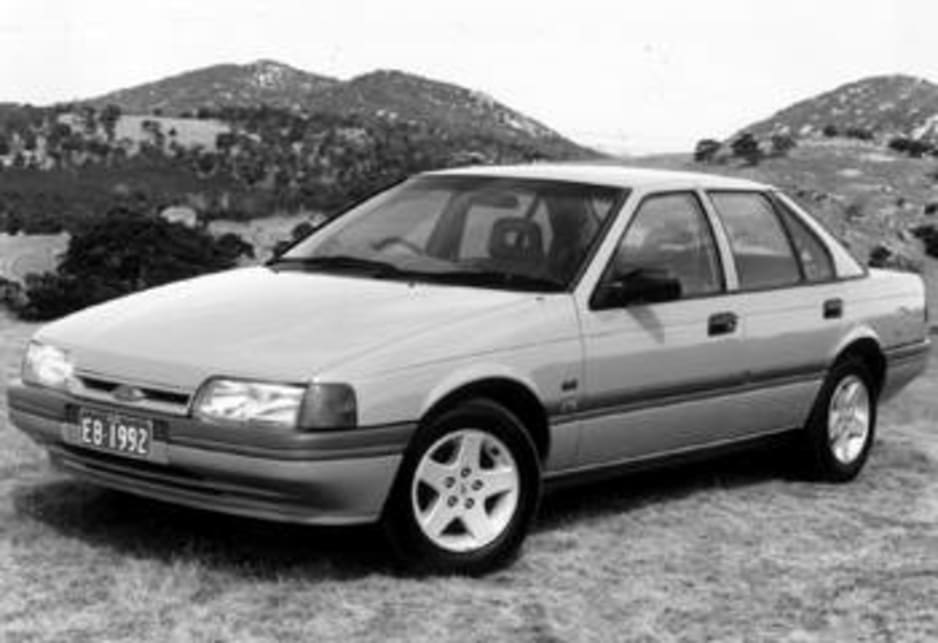 Used Ford Falcon Review 1991 1993 Carsguide