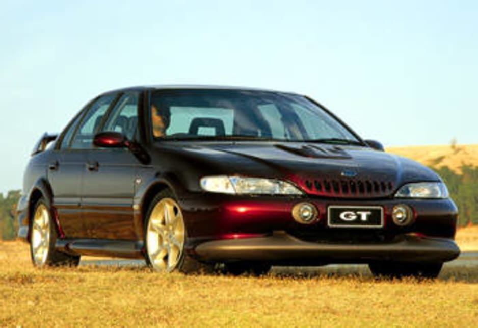 Used Ford Falcon review: 1997