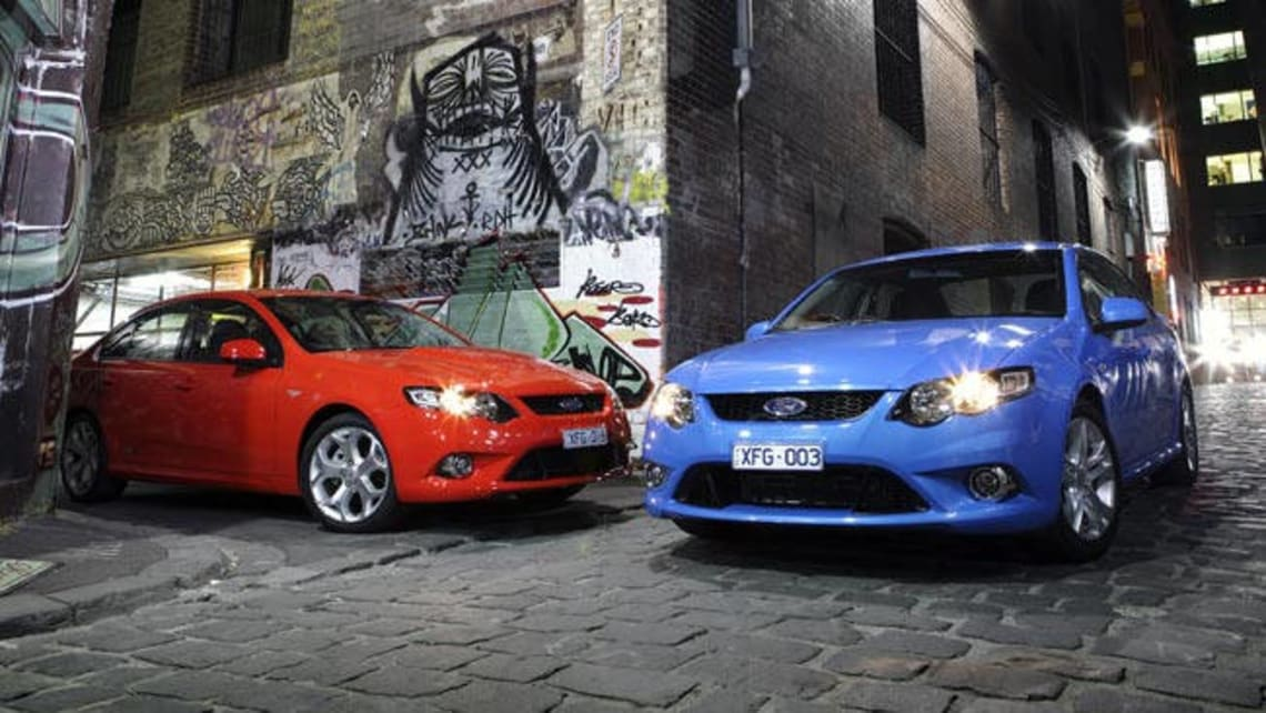 Used Ford Falcon review: 2008-2010