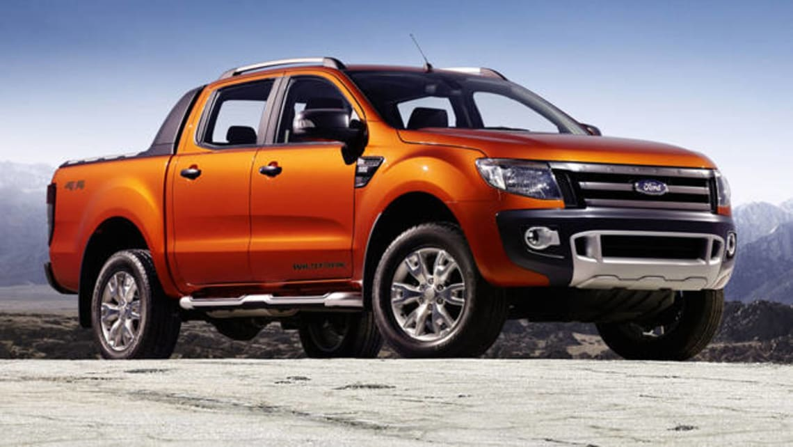 Ford Ranger Wildtrak 2013 review