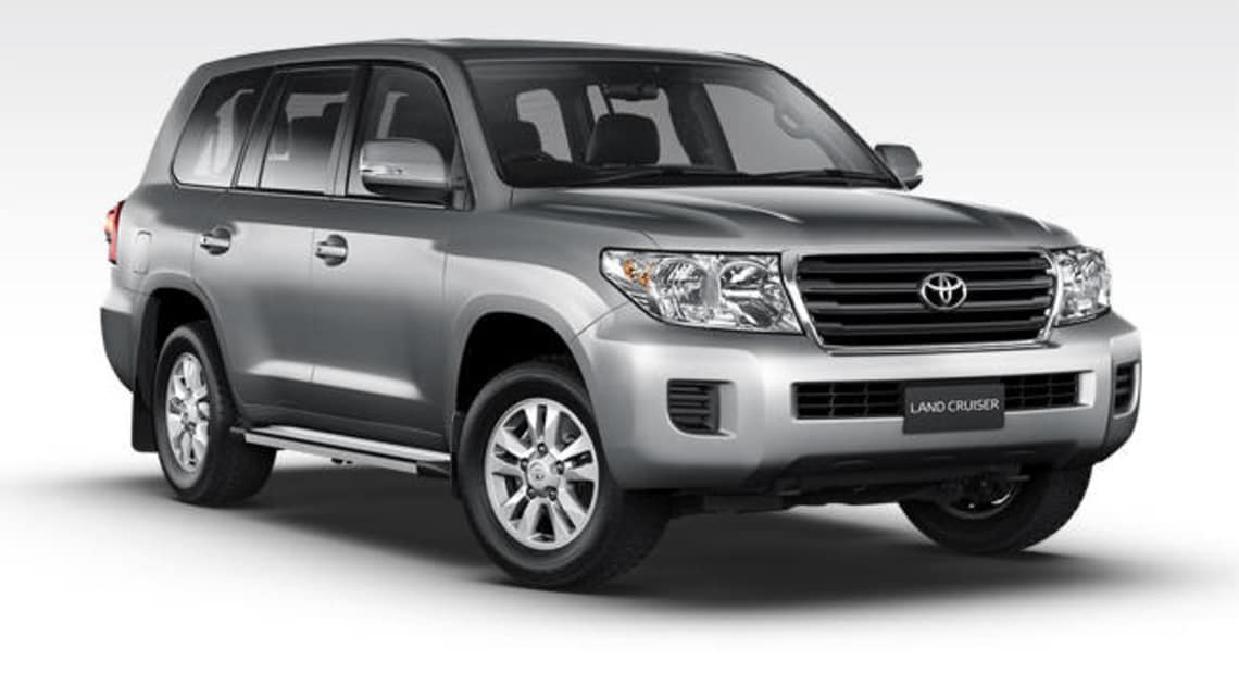 Toyota Land Cruiser GXL 2012 review