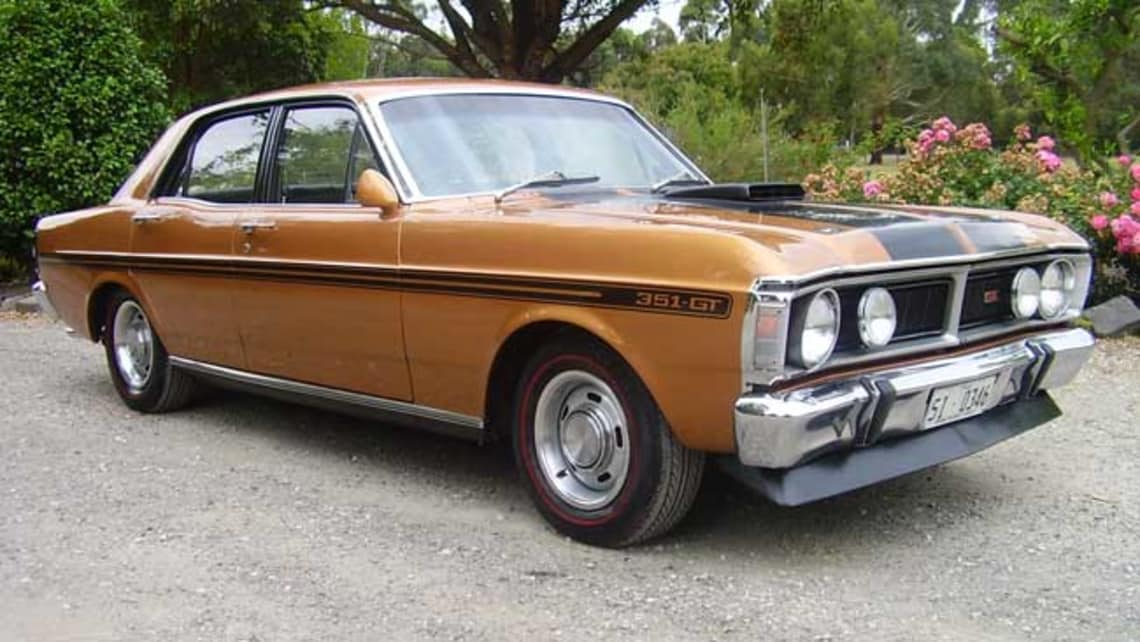 Back In  The Ford Falcon Gtho Phase Iii Pictured Sold New For  Of The High Performance Supercars Were Built By Ford To Win The Bathurst