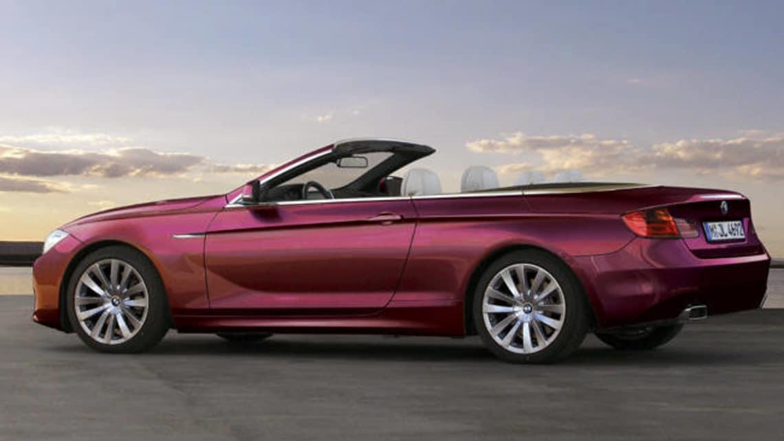 Bmw 4 Series Cabrio Spy Shot Rendering Car News Carsguide
