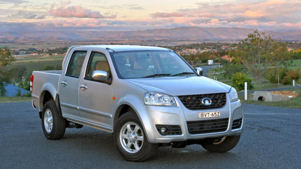 Great Wall V200 Ute 2011 Review