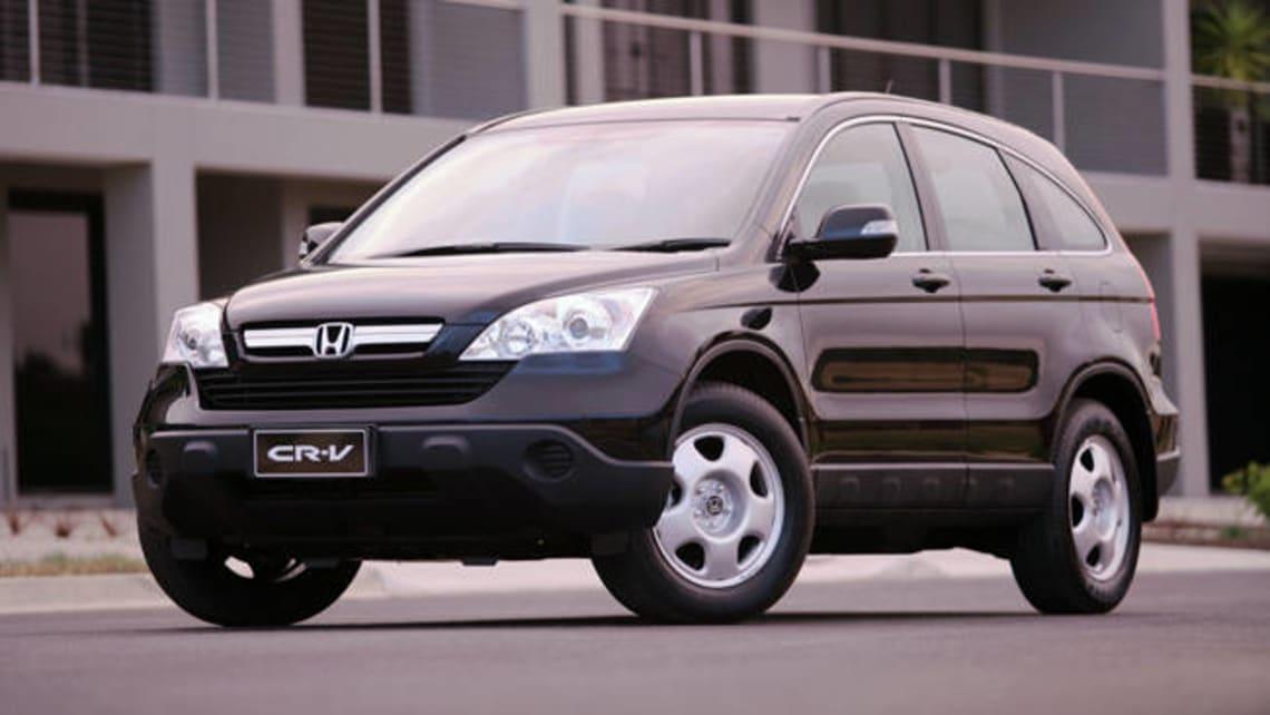 Used Honda CR V Review: 2007 2010