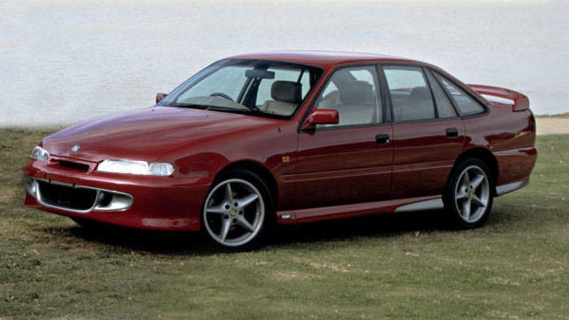 Used Hsv Gts 215i Review 1994 1995 Carsguide