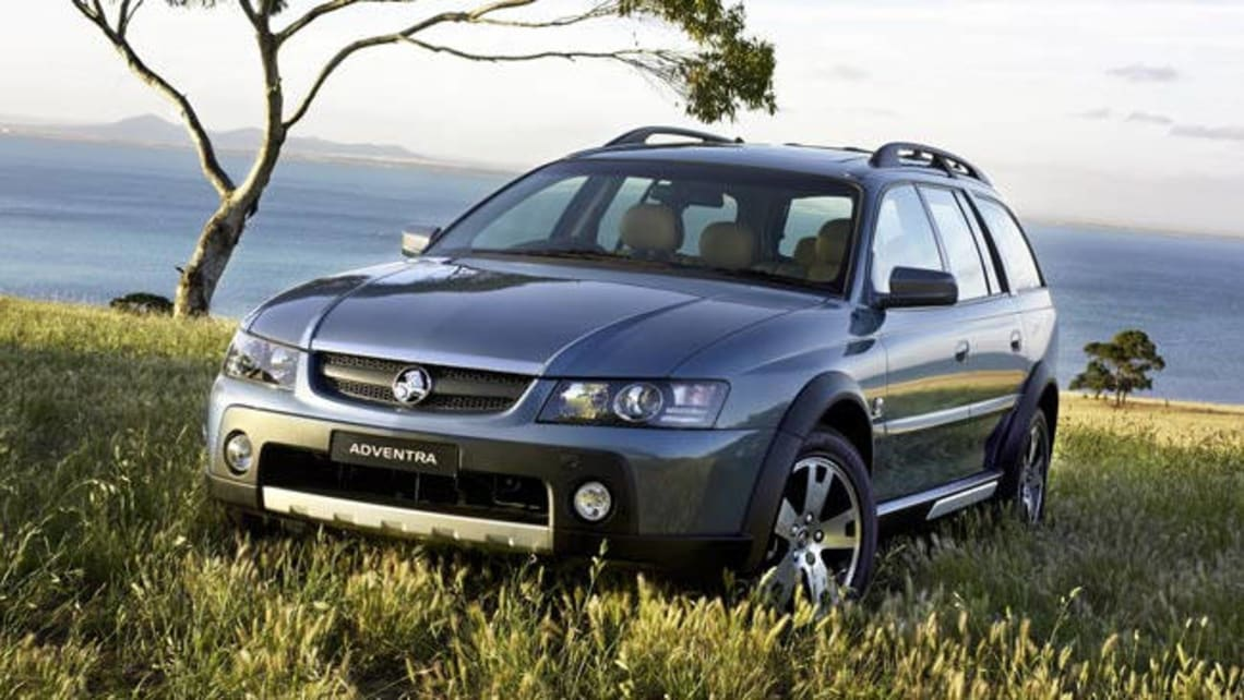 Used Holden Adventra and Crewman review: 2003-2009 | CarsGuide