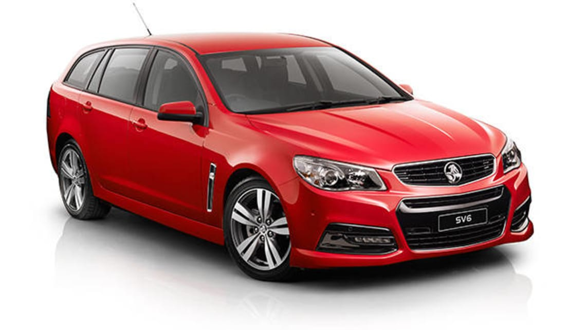 Holden Commodore SV6 Sportwagon 2013 review