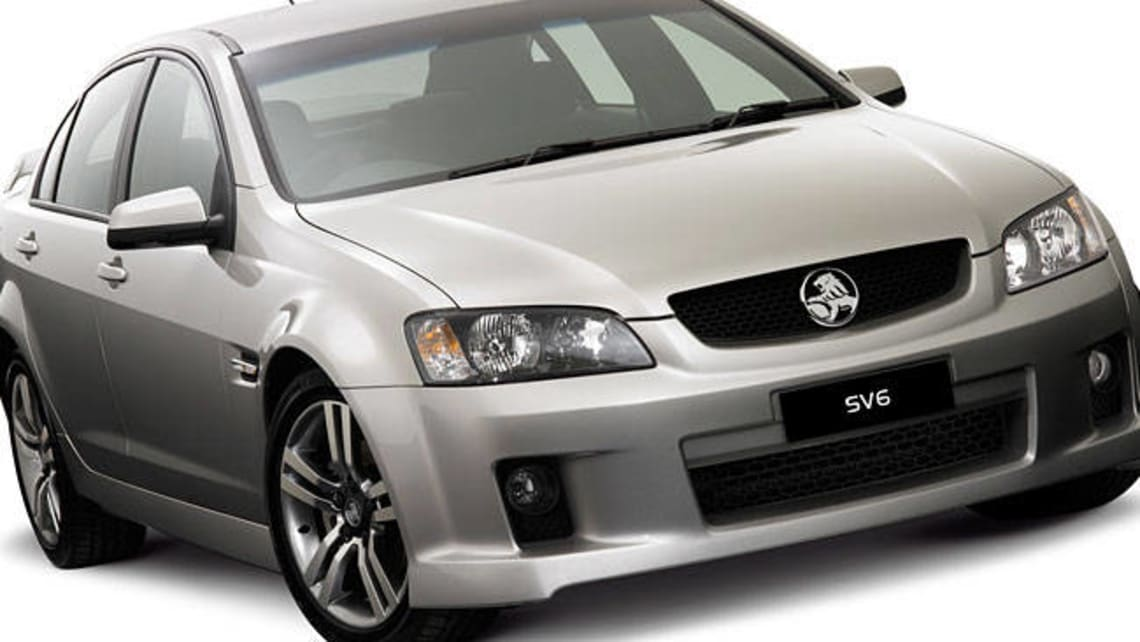 Used Holden Commodore Review 2006 2009