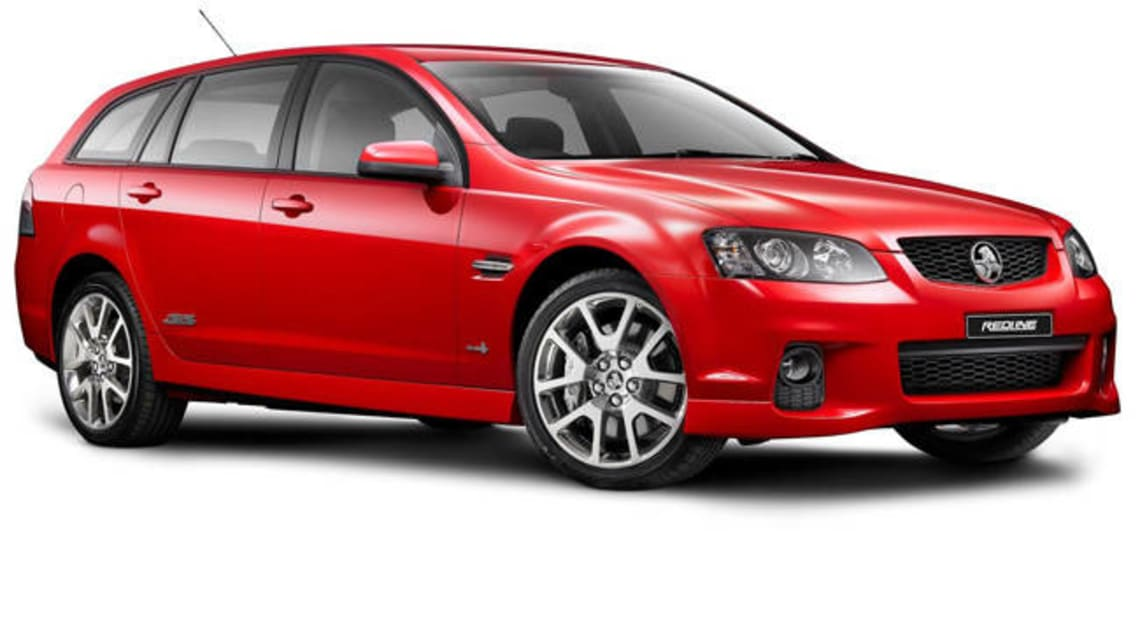 Holden Commodore 2012 review