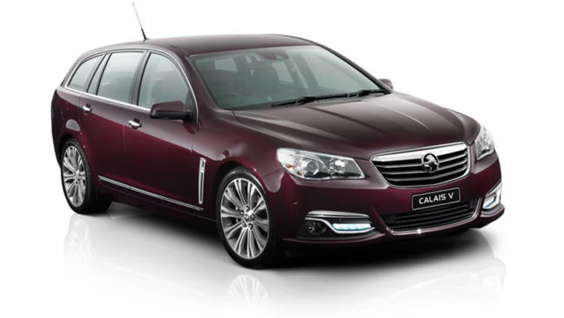 Holden Commodore Calais V Sportwagon 2013 Review Carsguide