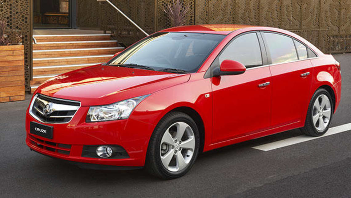 Used Holden Cruze Review 2009 2013 Carsguide